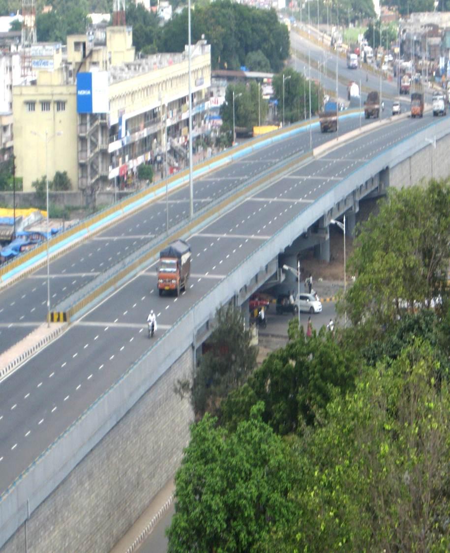 KAMREJ FLY-OVER BRIDGE